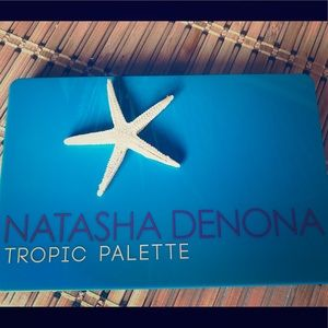 Natasha Denona Tropical Eyeshadow Pallette